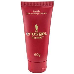 Lubrificante Eros Gel em Bisnaga 60gr - Sexshop