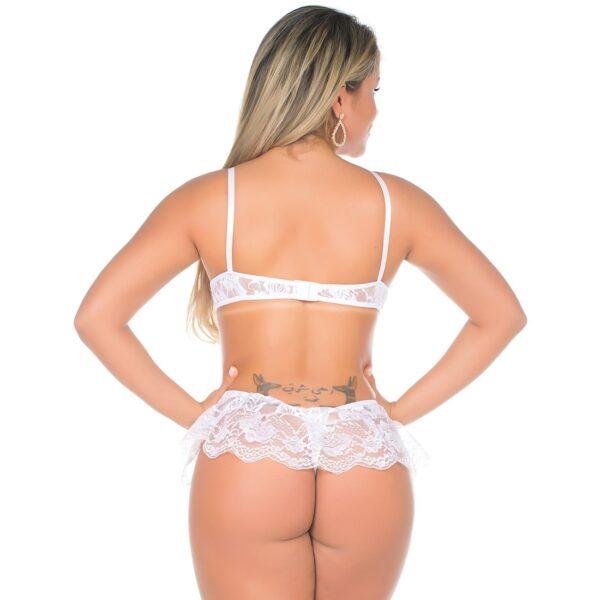 Body Sexy Agatha Branco PimentaSexy - Lingerie Sexy