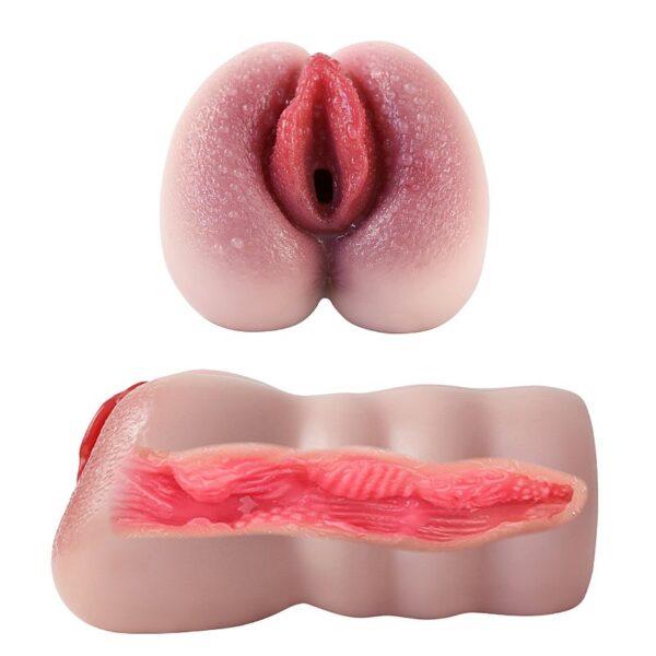 Masturbador Vagina Grandes Lábios - Mature Girl - Sexshop