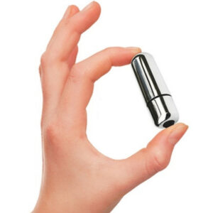 Vibrador para Estimular o Clitóris - Power Bullet - 5 cm - Sex shop