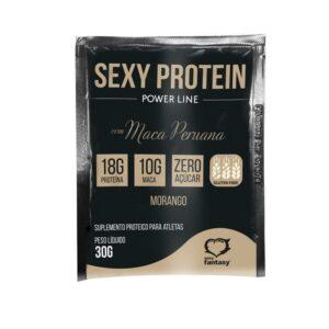 Sexy Protein Suplemento para Atletas 30g SexyFantasy - Sex shop