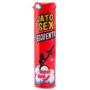 Excitante Esquenta Jato Sex 18ml Pepper Blend - Sex Shop