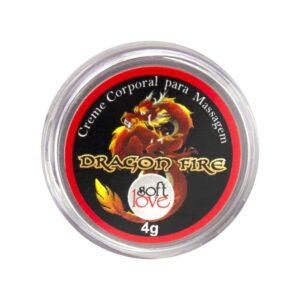 Excitante unissex Dragon Fire 4gr Soft Love - Sexshop