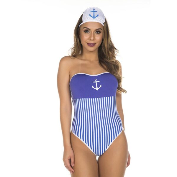 Body Sensual Capitã Marinheira Pimenta Sexy