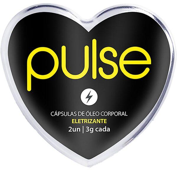 Bolinha Vaginal e Anal Pulse Eletrizante Dupla Sexy Fantasy - Sex shop