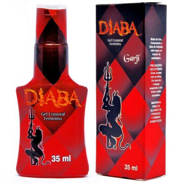 DIABA, Spray excitante feminino 35gr Garji - Sexshop