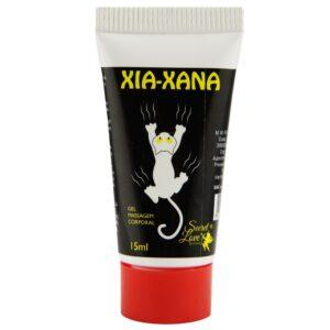 Gel Eletrizante XIA XANA HOT ICE 15ml SECRET LOVE