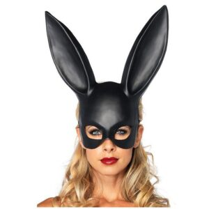 Máscara com Orelhas de Coelho para Fantasia Bunny Masc - Sexy shop