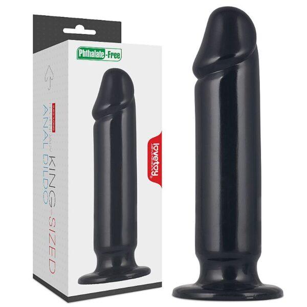 Plug Anal Grande - Plug Pênis - Lovetoy - Sexshop