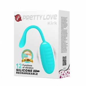 Vibrador Feminino - Kirk Pretty Love - Sex shop