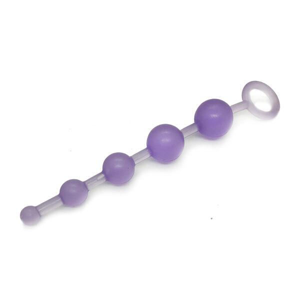 Plug Anal Boll 5 esferas - Sex shop