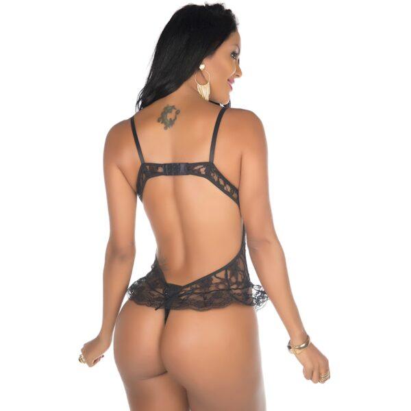 Body Sexy Agatha Preto PimentaSexy - Sex shop