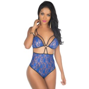 Body Sexy Kelly Azul Pimenta Sexy - Sex shop