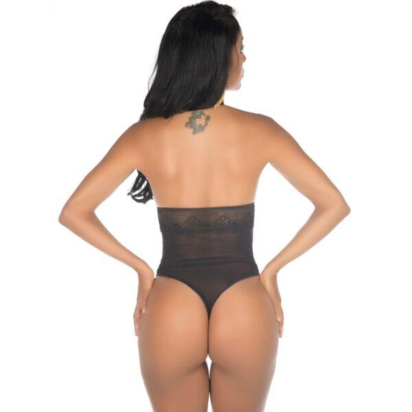 Body Sexy Preto Delicate Pimenta Sexy - Sexshop