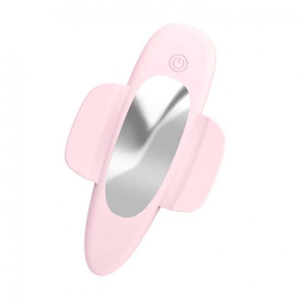 Calcinha Vibratória, com Controle Wireless e 12 Modos de Vibração - PRETTY LOVE FAIRY BOAT - Sexshop