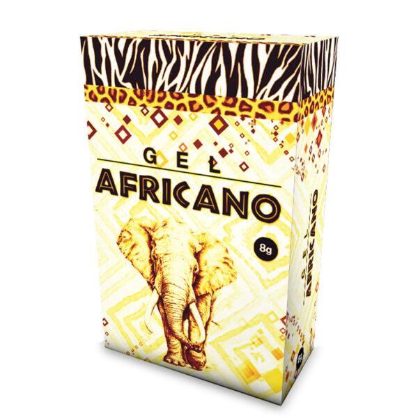 Gel Anal Africano 8 gramas bisnaga - Sexshop