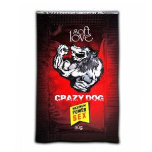 CrazyDog Maximum PowerSex 30gr SoftLove - Sex shop