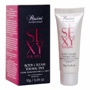 Creme Termoativo SexyTerapia 10gr Pessini - Sexshop-0