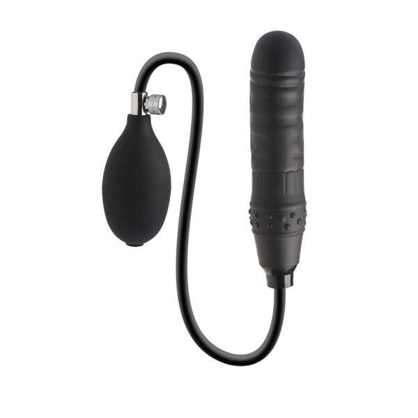 Pênis Inflável - DOM H9 - Dildo Inflável Massager - Sex shop