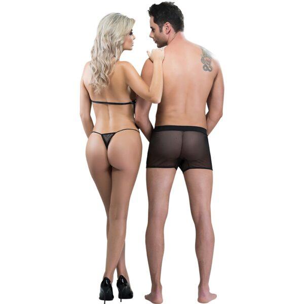 Fantasia Temática Casal Selvagem Sexy Fantasy - Sex shop-20711