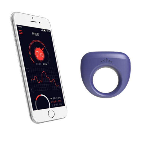 Anel Peniano Smart Phone Dante - Magic Motion - Sex shop
