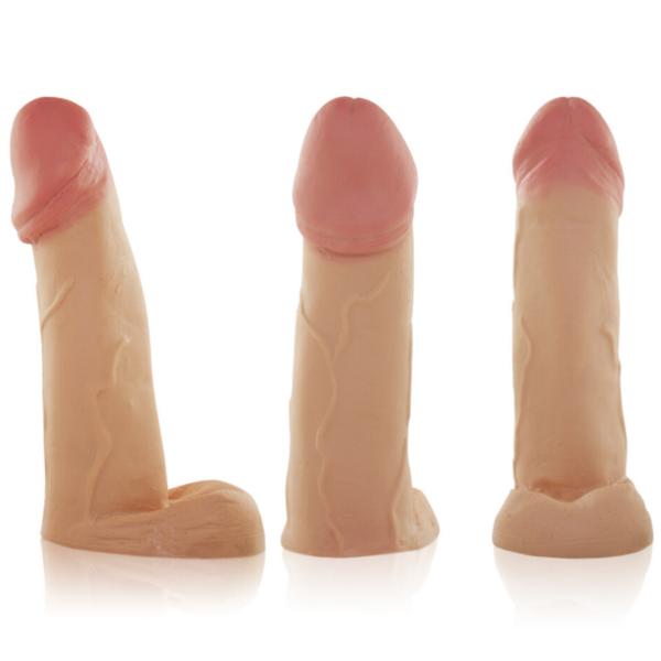 Pênis Real Peter Garanhão - 4,5x17cm - Sex Shop