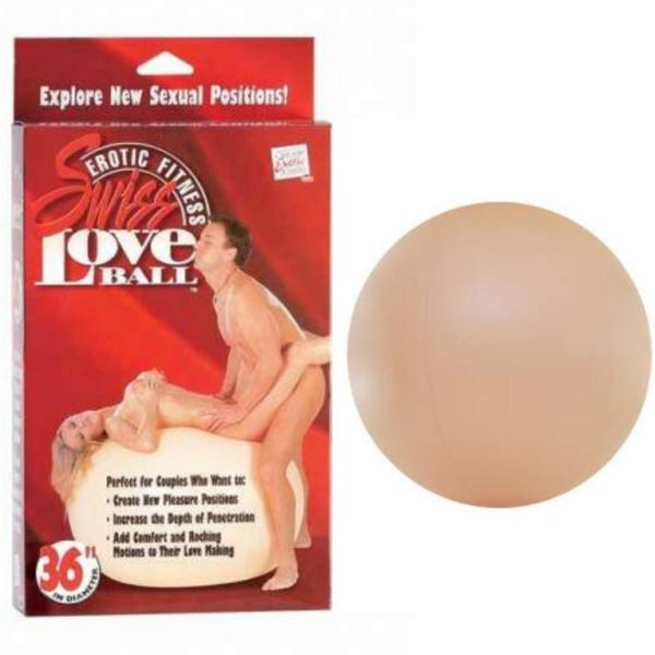 Produtos Eróticos, Love Ball Almofada Inflável - Sexshop