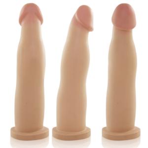 Pênis Real Peter FIT 17,4x2,5cm - Sex shop