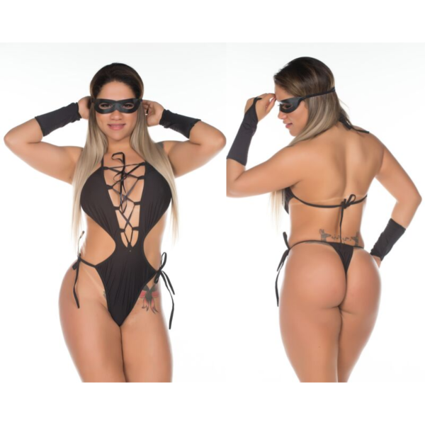 Fantasia Sexy Tiazinha Pimenta Sexy - Sex shop