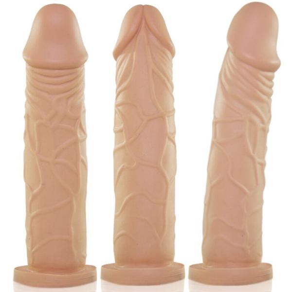 Pênis Real Peter Perfect - 18,5x4cm - Sex shop