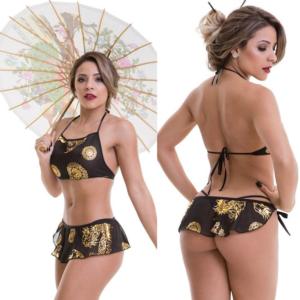 Kit Fantasia Gueixa Karyn Sapeka - Sex shop