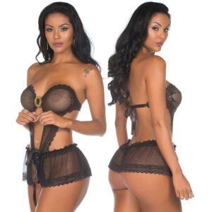Sexy shop, Body Sensual Julie Pimenta Sexy Preta