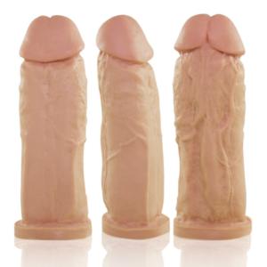 Pênis Grosso Real Peter Larger - 18x5cm - Sexshop