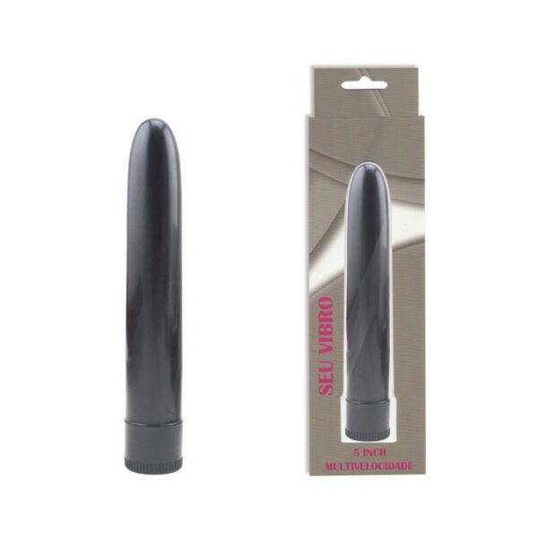 Vibrador Personal Liso 13 cm, Multivelocidade Youvibe - Sexy shop