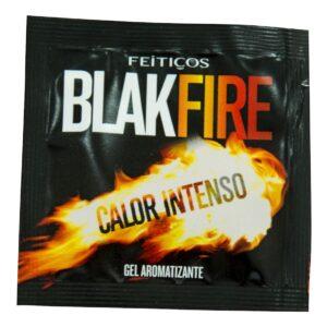 Sachê Black Fire Calor intenso gel comestível 5g Feitiços - Sex shop-0