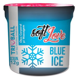 Bolinha Blue Ice Triball Soft Funcional 03Un Soft Love