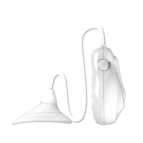 Estimulador Vaginal, com Sucção em Silicone - PRETTY LOVE PASSIONATE LOVER - Sexshop