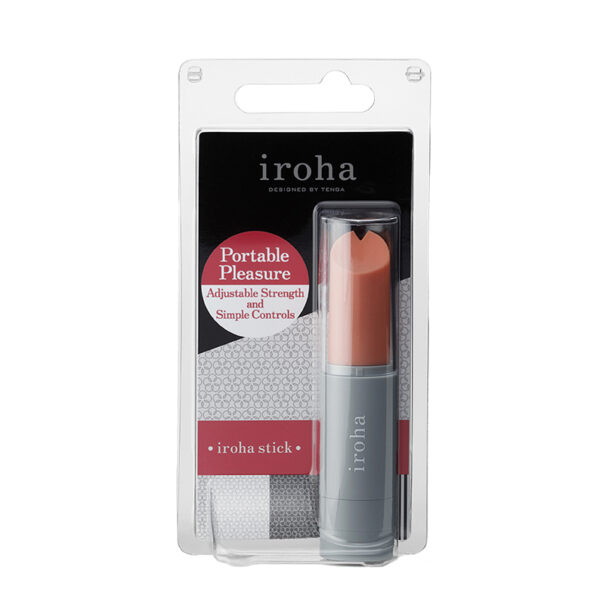 Iroha Stick - Vibrador com Formato de Batom Sex shop