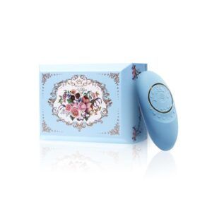 Vibrador ZALO - Versailles Jeanne Personal Massager Azul - Sexy shop