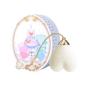 Vibrador Coração ZALO - Lolita Baby Heart Personal Massager - Branco - Sexyshop