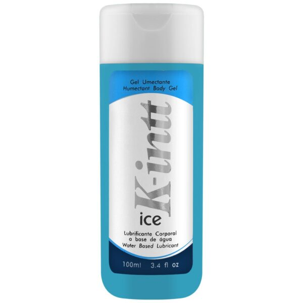 Lubrificante K-Intt Ice 100ml INTT - Sex shop