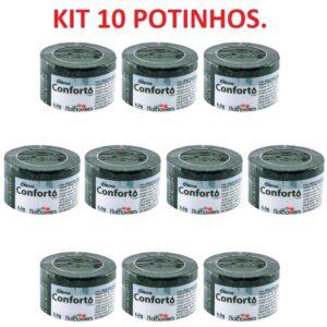 Kit 10 Cremes Anal Conforto Funcional 3,5g HotFlowers - Sexy shop