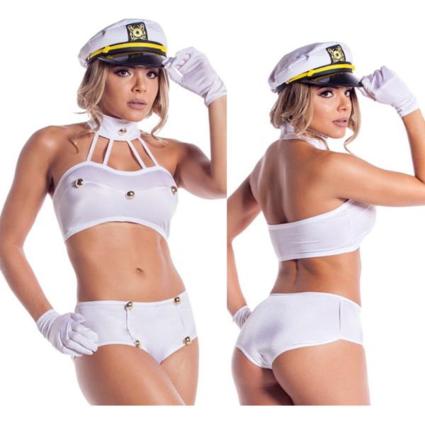 Fantasia Erótica Comandante Angelita Sapeka - Sexy shop