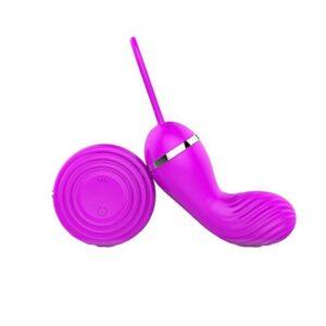 Vibrador Cápsula Rotativa Recarregável iGOX Lucy - Wireless - Sexshop