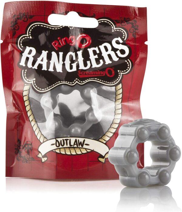 Anel Peniano - RingO Ranglers Outlaw - Screaming O-0
