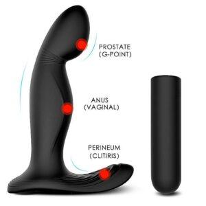 Estimulador de Próstata - Zeus S-Hande - Sexshop