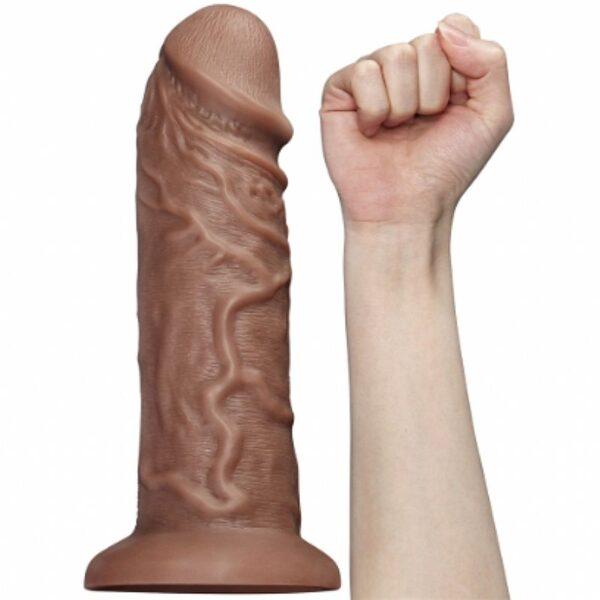 Pênis Grosso Realístico - Vibrating Dildo I Lovetoy - Sex shop