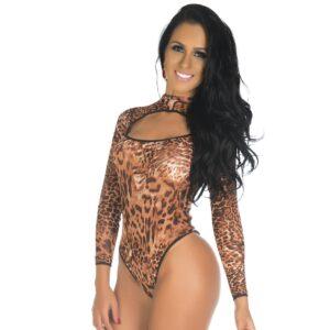 Lingerie Sexy, Body Sensual É O Bicho II Pimenta Sexy