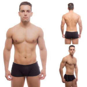 Boxer Velcro Gogo Boy Faixa Lateral Pontilhada - Sexyshop