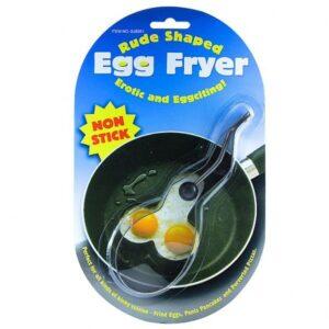 Sexshop - Egg Fryer - Forma em formato de espermatozóide